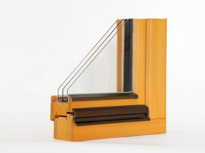 Drveni prozor Termo 110 domet.hr